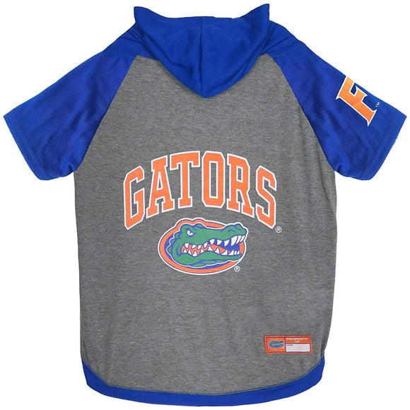 Pets First Dog-products NCAA Large Florida Gators Pet Hoodie T