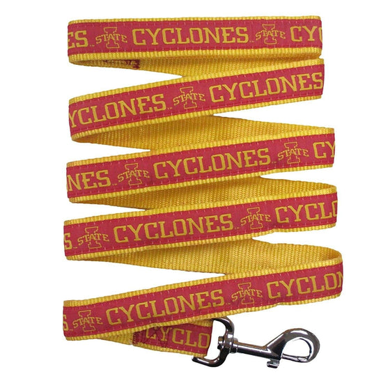 Pets First Dog-products NCAA Large Iowa State Cyclones Pet Leash By Pets First