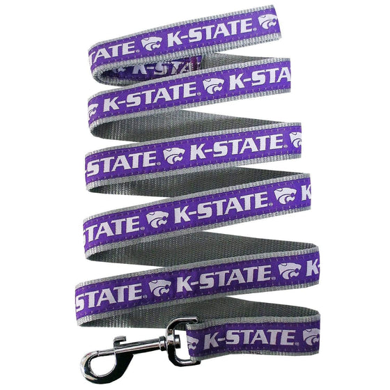 Pets First Dog-products NCAA Large Kansas State Wildcats Pet Leash By Pets First
