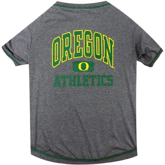 Pets First Dog-products NCAA Large Oregon Ducks Dog Tee Shirt