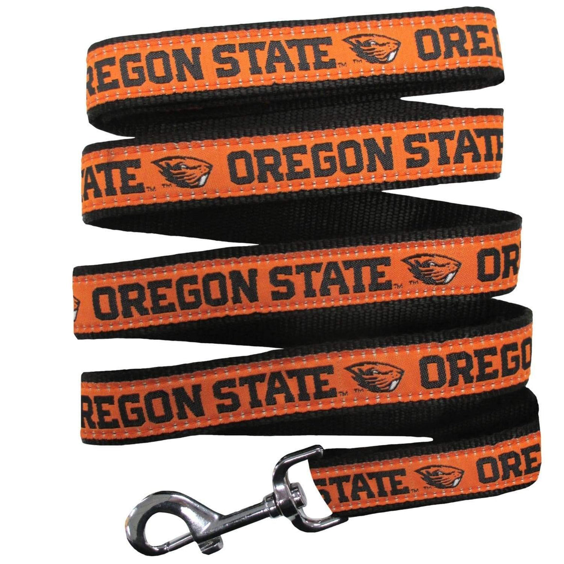 Pets First Dog-products NCAA Medium Oregon State Beavers Pet Leash By Pets First
