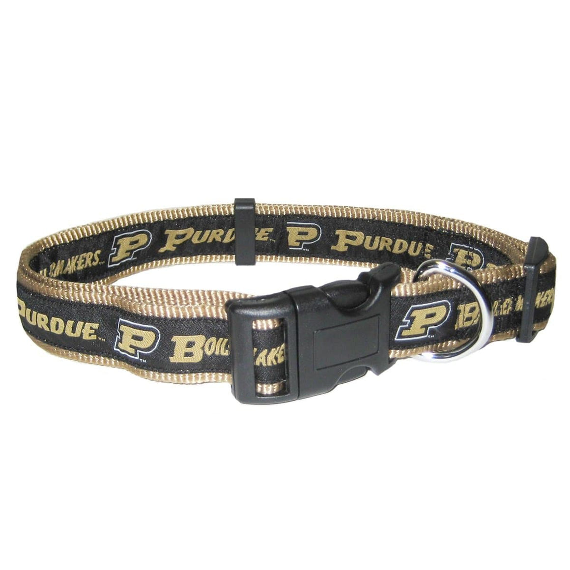 Pets First Dog-products NCAA Medium Purdue Boilermakers Pet Collar By Pets First