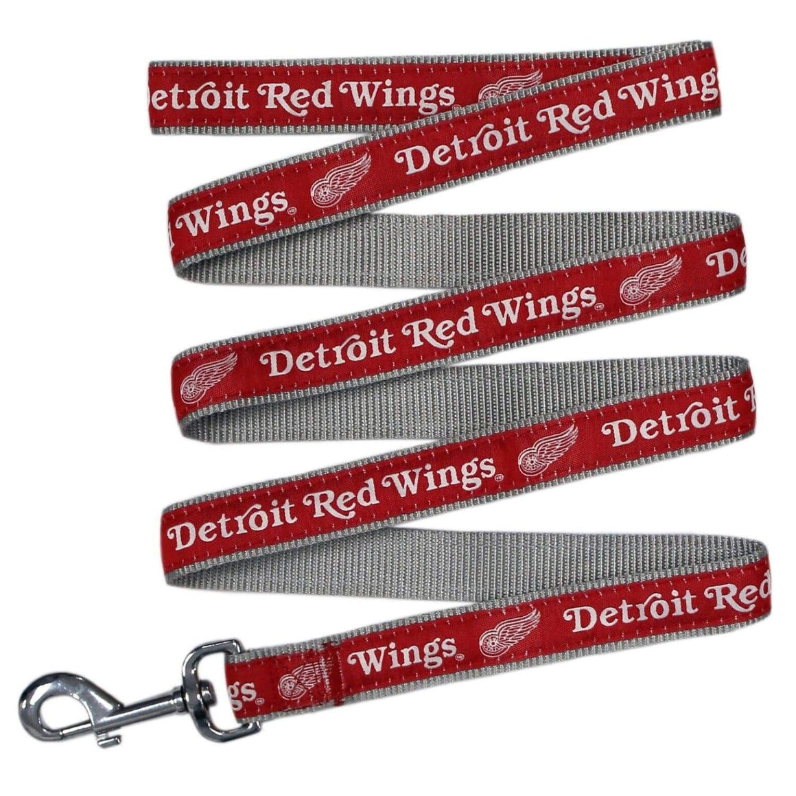 Pets First Dog-products NHL Medium Detroit Red Wings Pet Leash By Pets First