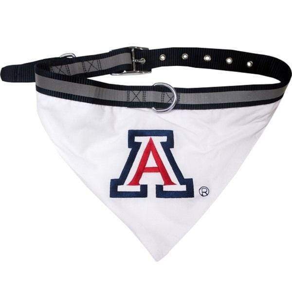 Pets First Dog-products NCAA Small Arizona Wildcats Pet Collar Bandana