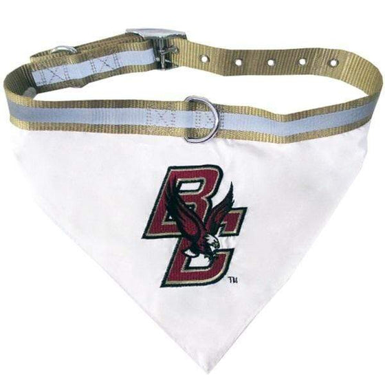 Pets First Dog-products NCAA Small Boston College Eagles Pet Collar Bandana