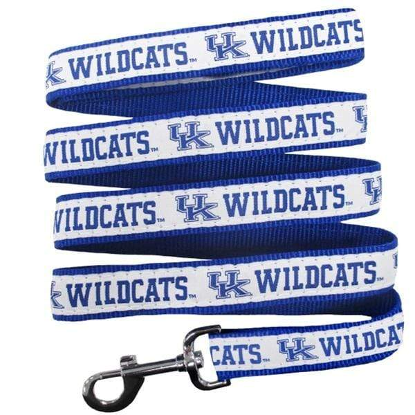Pets First Dog-products NCAA Small Kentucky Wildcats Pet Leash By Pets First