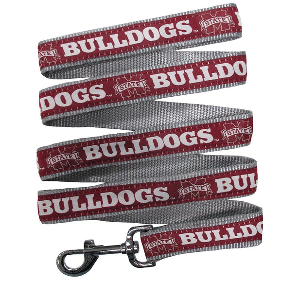 Pets First Dog-products NCAA Small Mississippi State Bulldogs Pet Leash By Pets First
