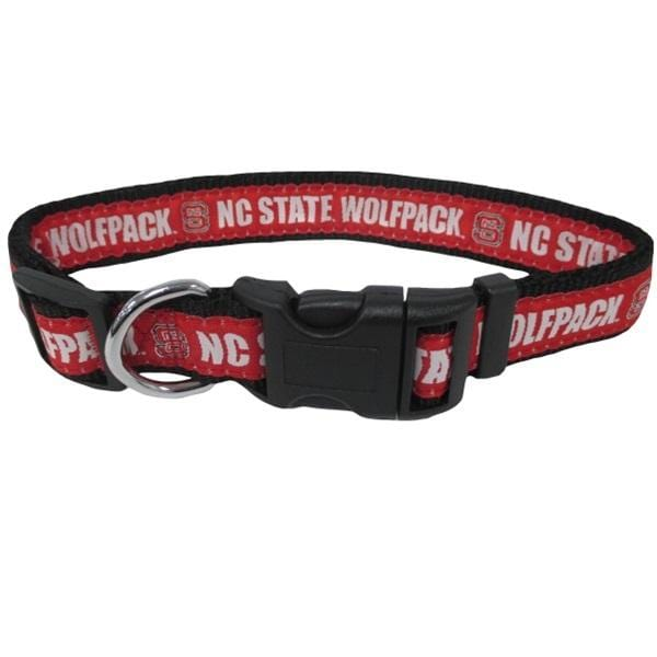 Pets First Dog-products NCAA Small Nc State Wolfpack Pet Collar By Pets First