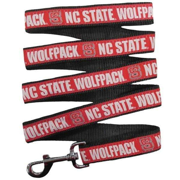 Pets First Dog-products NCAA Small Nc State Wolfpack Pet Leash By Pets First