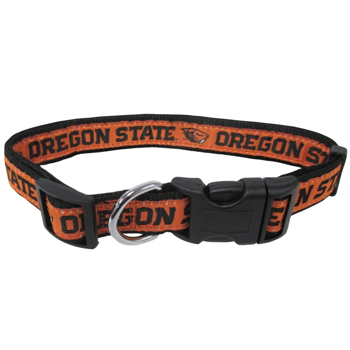 Pets First Dog-products NCAA Small Oregon State Beavers Pet Collar By Pets First