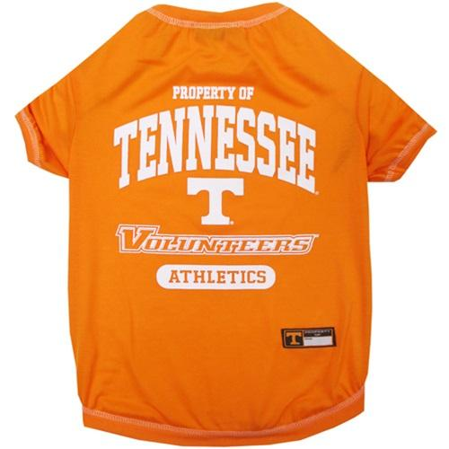 Pets First Dog-products NCAA Small Tennessee Vols Pet Tee Shirt