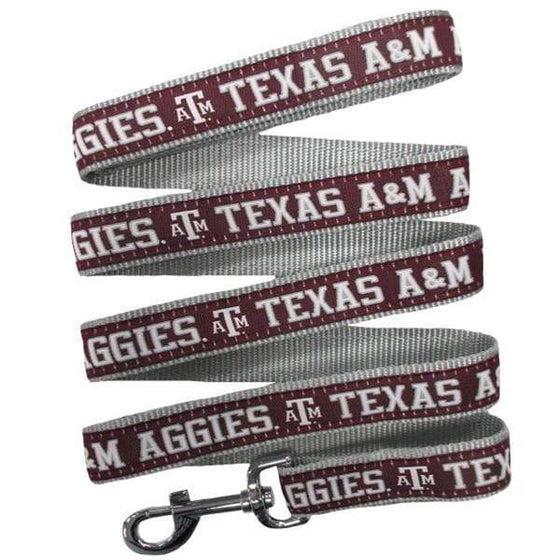 Pets First Dog-products NCAA Small Texas A&m Aggies Pet Leash By Pets First
