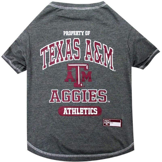 Pets First Dog-products NCAA Small Texas A&m Aggies Pet T