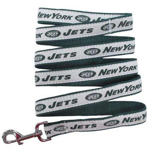 Pets First Dog-products NFL Small New York Jets Pet Leash By Pets First