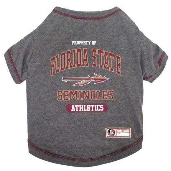 Pets First Dog-products NCAA XL Florida State Seminoles Pet Tee Shirt