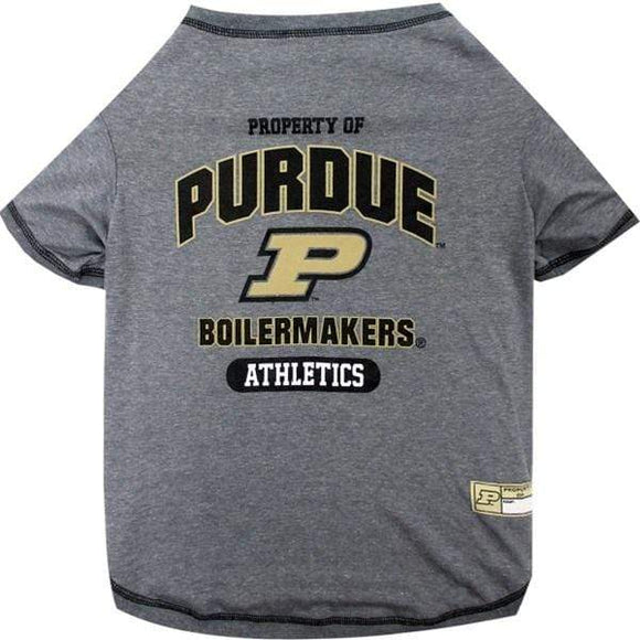 Pets First Dog-products NCAA XL Purdue Boilermakers Pet T