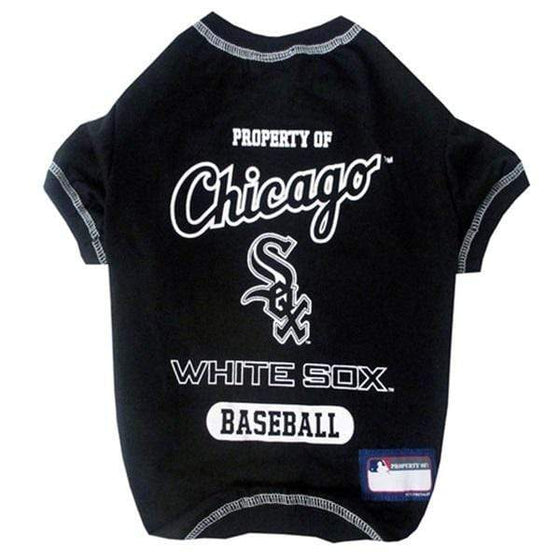 Pets First Dog-products MLB XS Chicago White Sox Pet T