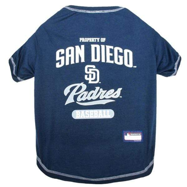 Pets First Dog-products MLB XS San Diego Padres Pet T