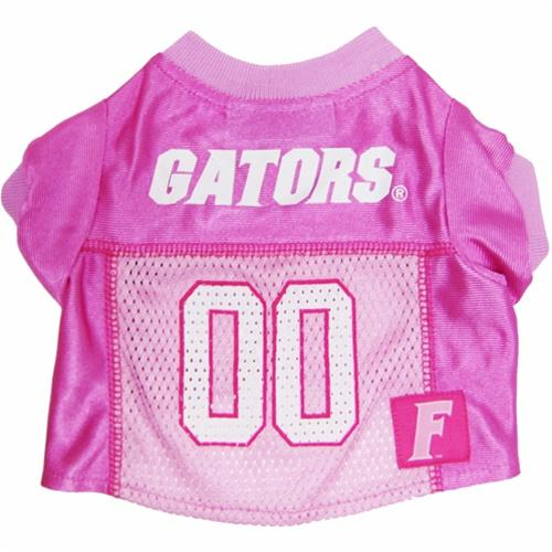 Florida Gators Pink Dog Jersey