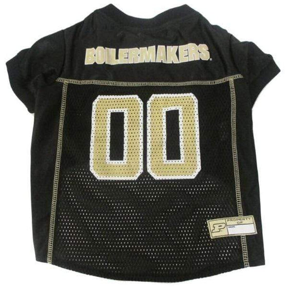 Pets First Dog-products NCAA XS Purdue Boilermakers Pet Jersey