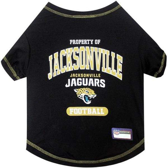 Pets First Dog-products NFL XS Jacksonville Jaguars Pet T