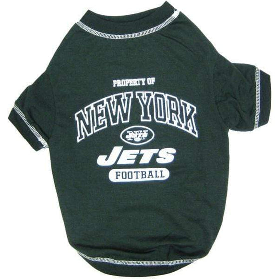 Pets First Dog-products NFL XS New York Jets Dog T