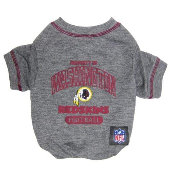 Pets First Dog-products NFL XS Washington Redskins Dog T