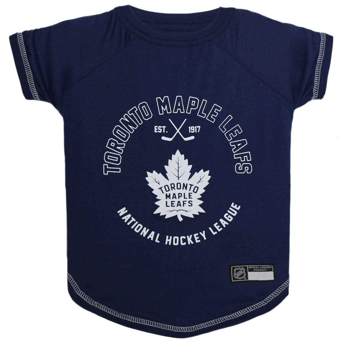 Pets First Dog-products NHL XS Toronto Maple Leafs Pet T