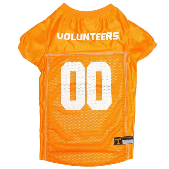 Pets First Dog-products NCAA XXL Tennessee Volunteers Pet Jersey