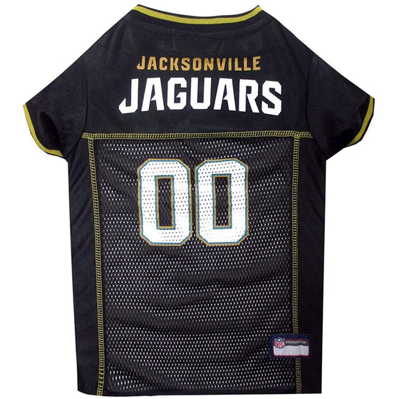 Pets First Dog-products NFL XXL Jacksonville Jaguars Pet Jersey