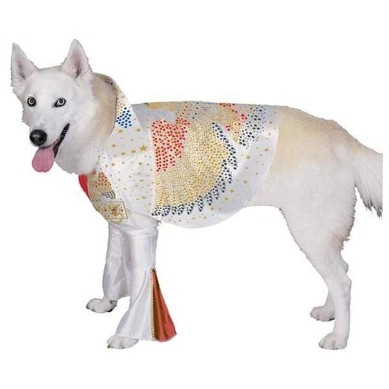 Rubie's Costume Co Dog-products Dog Small Elvis Pet Costume