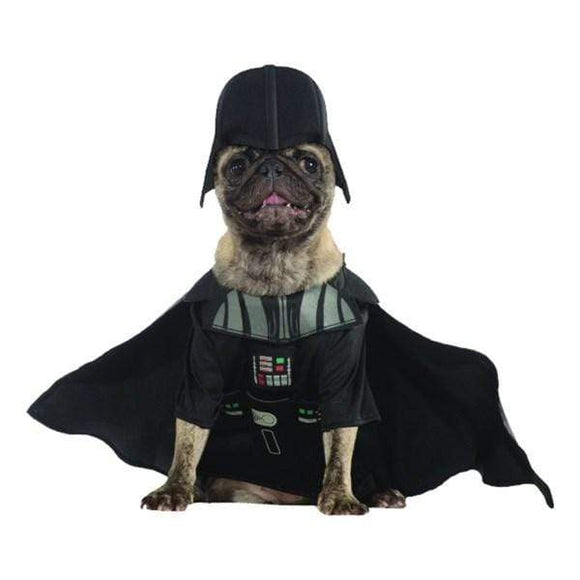 Rubie's Costume Co Dog-products Dog Small Star Wars Darth Vader Pet Costume