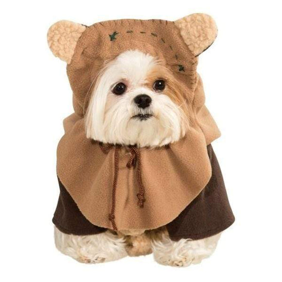 Rubie's Costume Co Dog-products Events & Holidays Small Star Wars Ewok Pet Costume