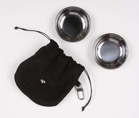 Susan Lanci Dog-products Black Travel Pouch