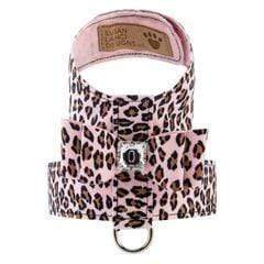 Susan Lanci Dog-products Cheetah Couture Big Bow Tinkie Harness