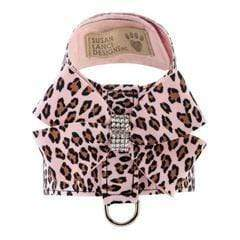 Susan Lanci Dog-products Cheetah Couture Nouveau Bow Tinkie Harness