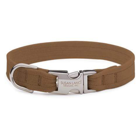 Susan Lanci Dog-products Fawn Perfect Fit Collar