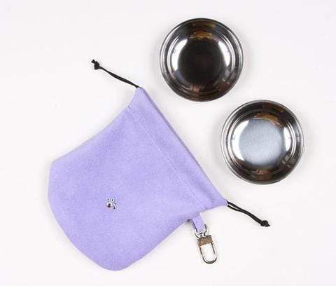 Susan Lanci Dog-products French Lavender Travel Pouch