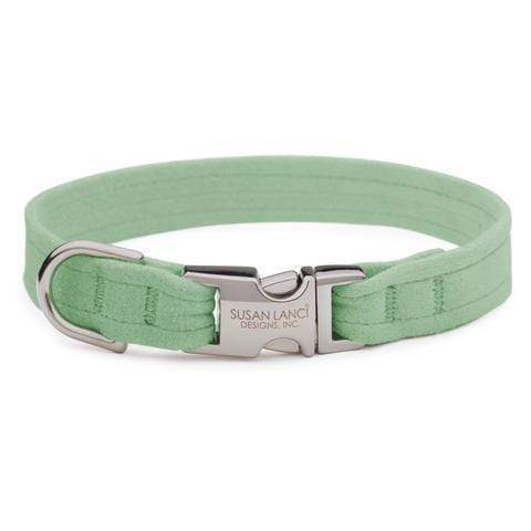Susan Lanci Dog-products Mint Perfect Fit Collar