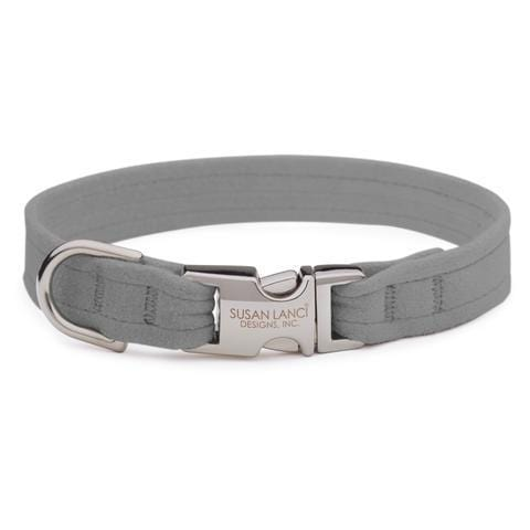 Susan Lanci Dog-products Platinum Perfect Fit Collar