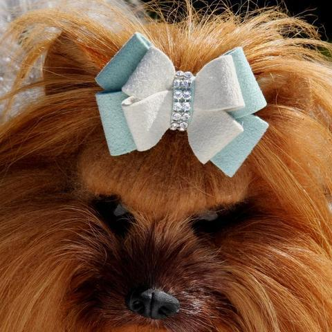 Susan Lanci Dog-products XS Hope Hair Bow