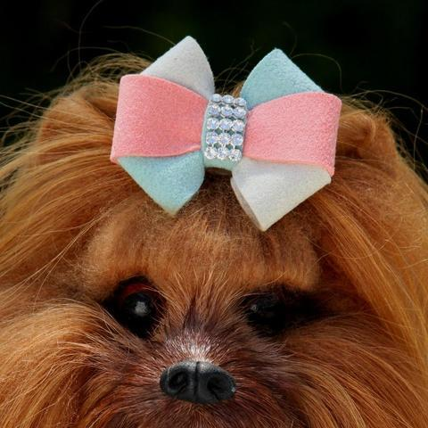 Susan Lanci Dog-products XS Julia Hair Bow