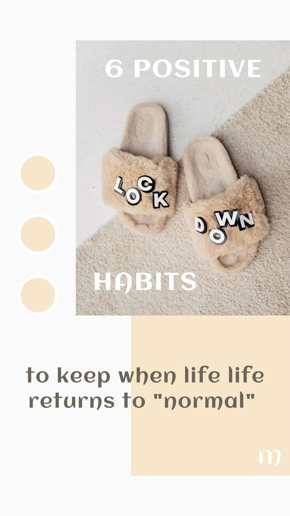 6 lockdown habits to keep with you pinterest pin