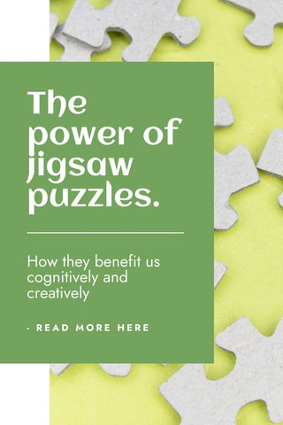The creative and cognitive benefits of jigsaw puzzles mai mo