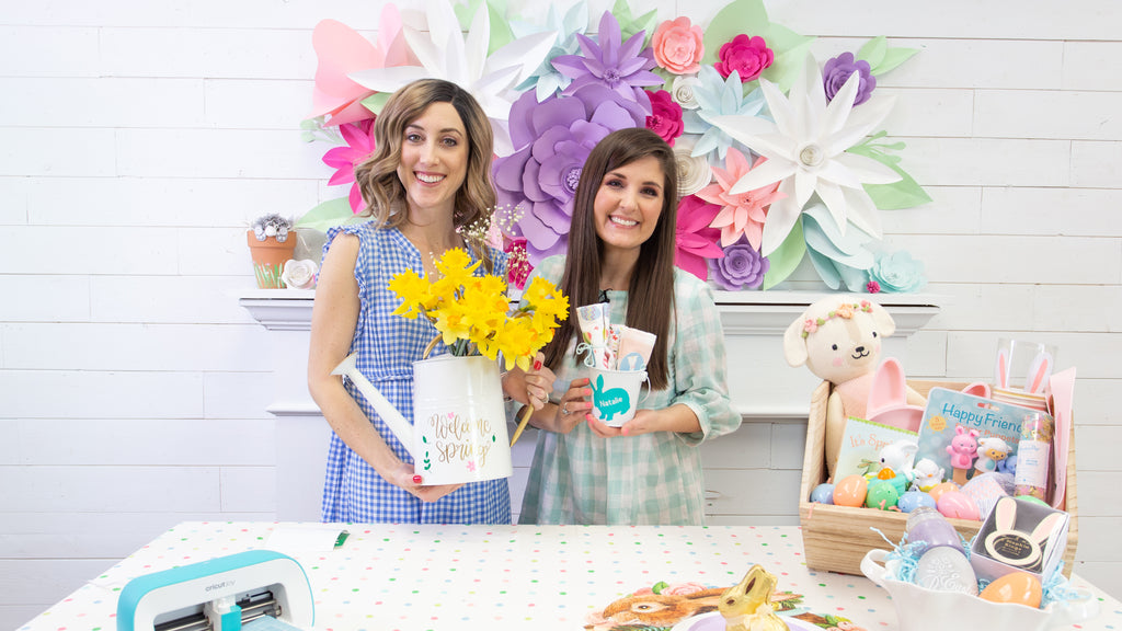 Easter Basket and Hostess Gift Inspiration
