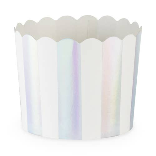 Assorted Iridescent Treat Cup