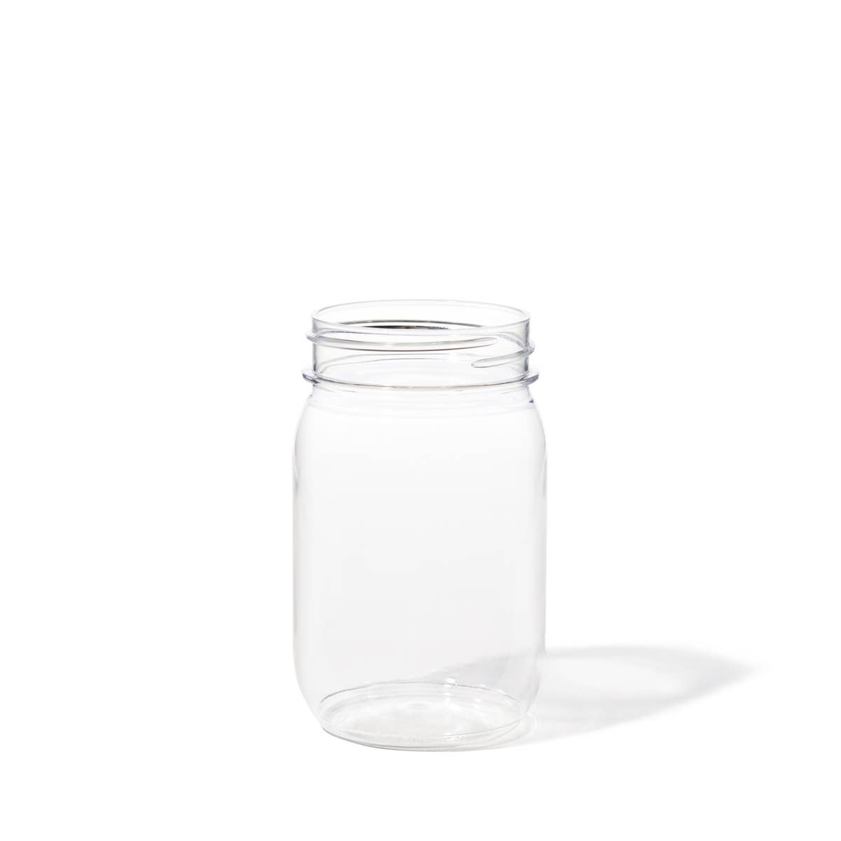 16oz Mason Jar (Pack of 2)