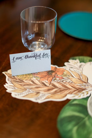 I Am Thankful Cards