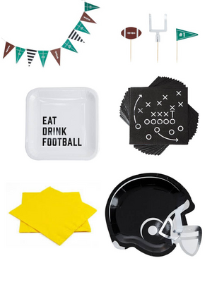 Tailgate Mini Kit - Party of 6-8