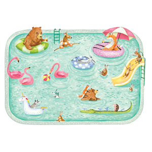 Pool Party Placemat